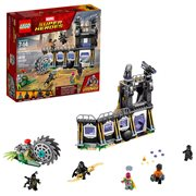 LEGO Marvel Avengers 76103 Corvus Glaive Thresher Attack