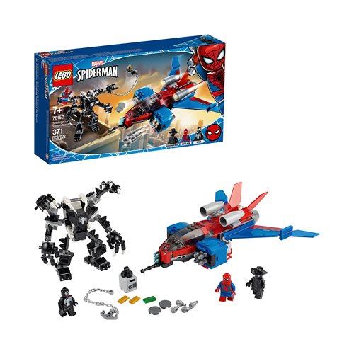 LEGO 76150 Marvel Super Heroes Spiderjet vs. Venom Mech