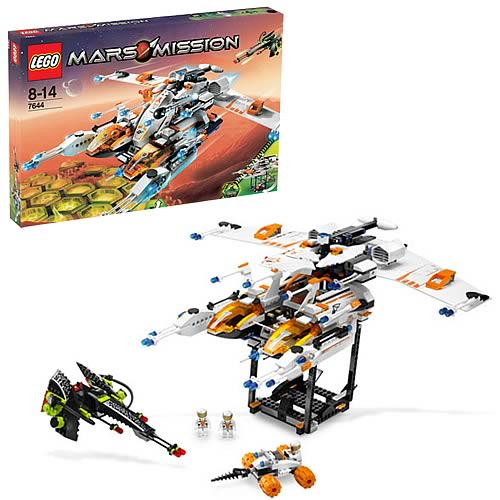 LEGO 7644 Mars Mission MX-81 Hypersonic Spacecraft