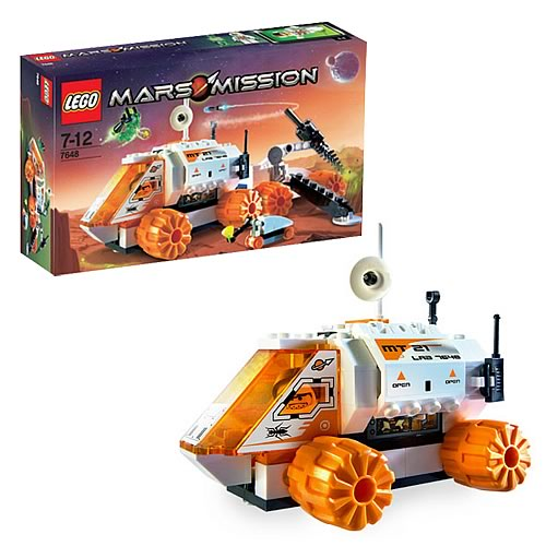 LEGO 7648 Mars Mission MT-21 Mobile Mining Unit
