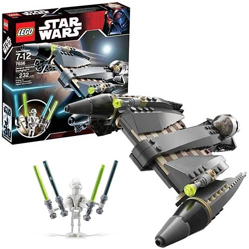 LEGO 7656 Star Wars General Grievous Starfighter