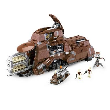 Mail Carrier Vehicles For Sale >> LEGO 7662 Star Wars Trade Federation MTT - Lego - Star ...