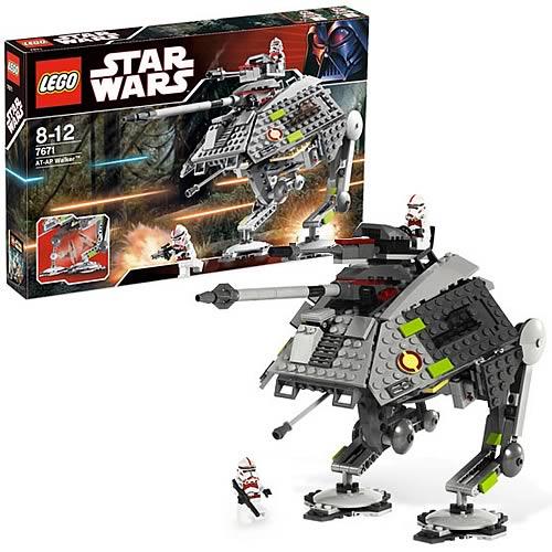 LEGO 7671 Star Wars AT-AP Podwalker