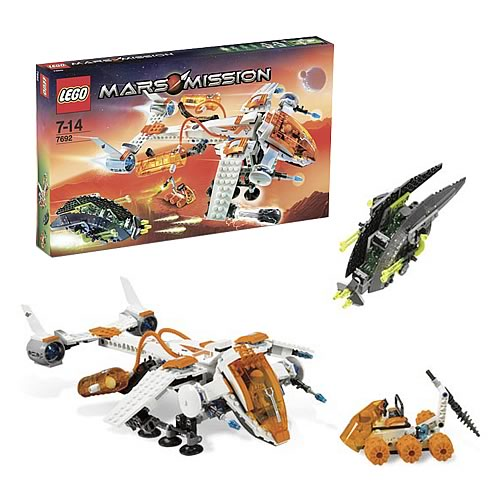 LEGO 7692 Mars Mission MX-71 Recon Dropship