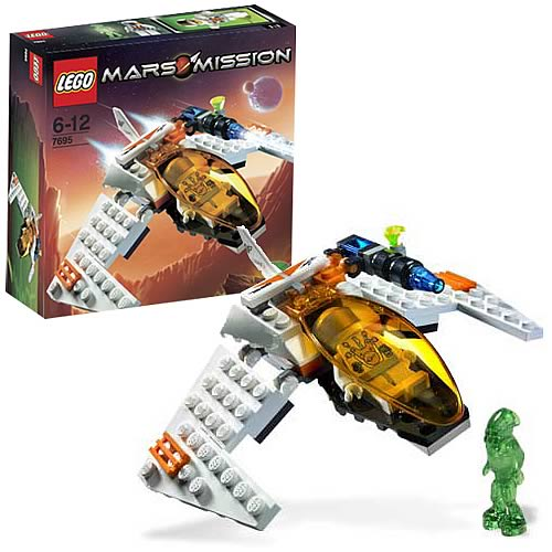 LEGO 7695 Mars Mission MX-11 Astro Fighter