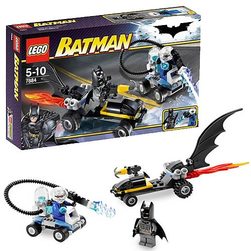 LEGO 7884 Batman's Buggy: Escape of Mr. Freeze