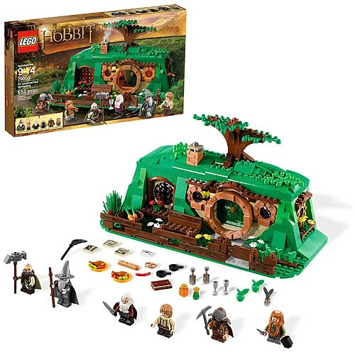 LEGO Hobbit 79003 An Unexpected Gathering