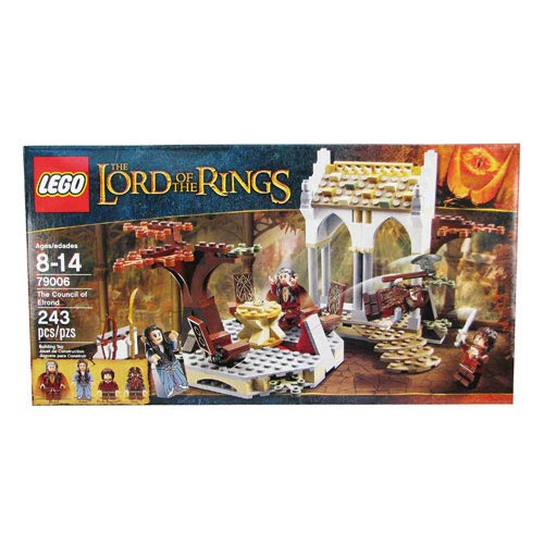 LEGO Lord of the Rings 79006 The Council of Elrond