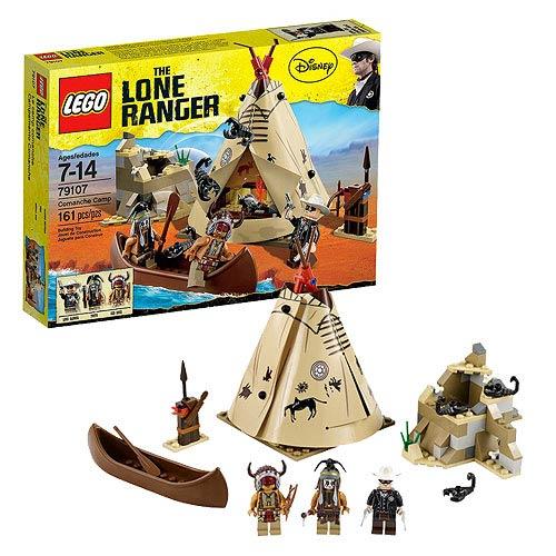 LEGO Lone Ranger 79107 Comanche Camp