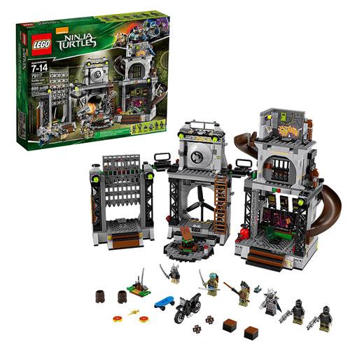 LEGO Teenage Mutant Ninja Turtles 79117 TMNT 3