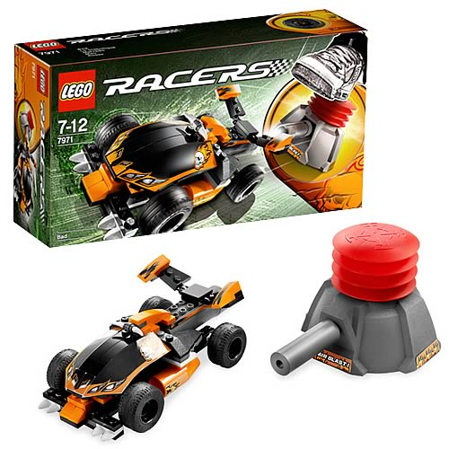 LEGO Racers 7971 Bad Car