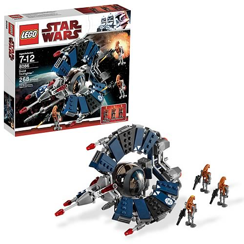 LEGO Star Wars 8086 Tri-Fighter Droid