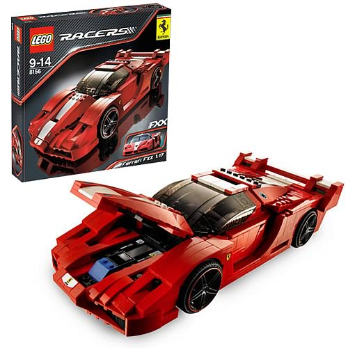 LEGO 8156 Ferrari FXX 1:17