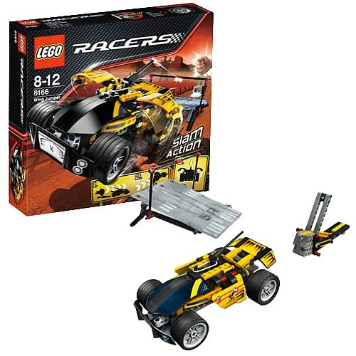LEGO 8166 Racers Wing Jumper