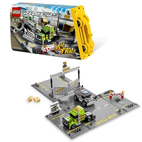 LEGO Racers 8199 Security Smash