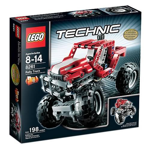 LEGO 8261 Technic Monster Truck
