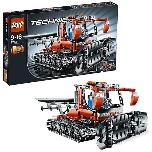 LEGO 8263 Technic Snow Groomer