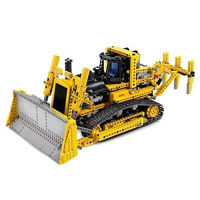 Lego 8275 Technic Motorized Bulldozer Lego Lego