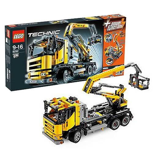 lego 8292 technic cherry picker lego lego technic construction toys at entertainment earth. Black Bedroom Furniture Sets. Home Design Ideas