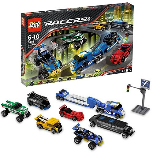 LEGO 8495 Racers Crosstown Craze