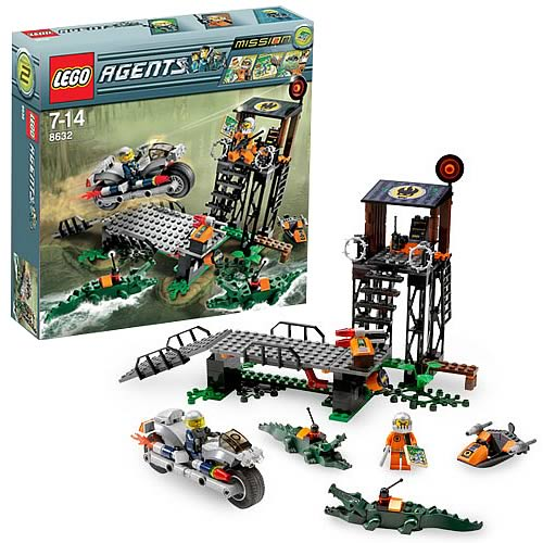 Lego Agents Mission 6 LEGO 8632 Agent...