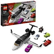LEGO Cars 8638 Cars Spy Jet Escape