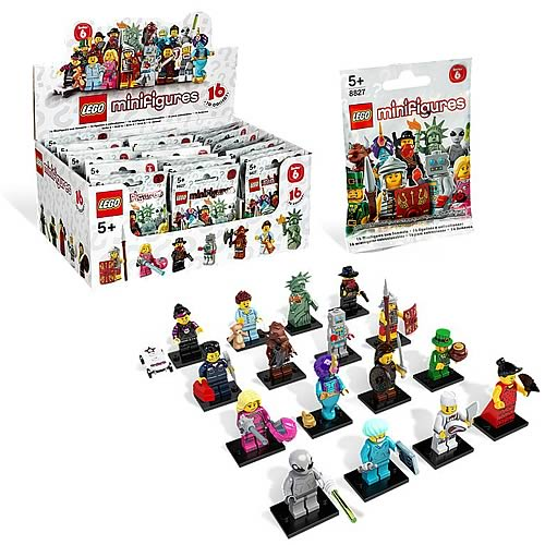 LEGO Minifigures Series 6 Single Figure