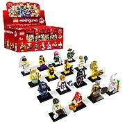 LEGO 8831 Minifigures Series 7 Random Blind Packed Figure