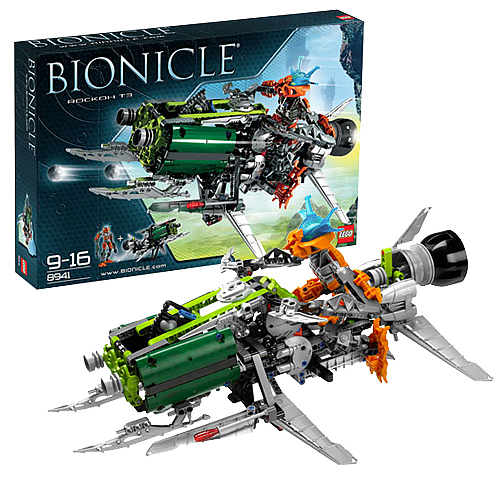 Bionicle 8941 Rockoh T3