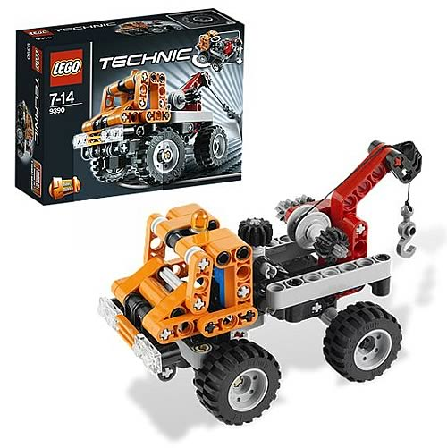 LEGO Technic 9390 Mini Tow Truck