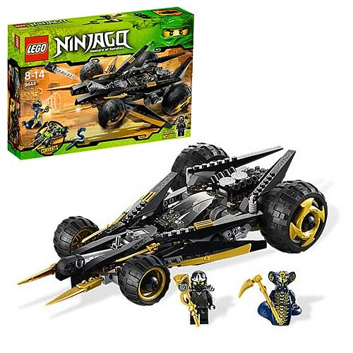 LEGO Ninjago 9444 Cole's Tread Assault Vehicle