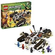 LEGO Ninjago Ultra Sonic Raider 9449 (622 pcs)