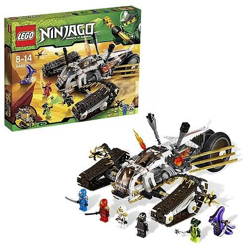 lego ninjago 9449 ultra sonic raider lego ninjago
