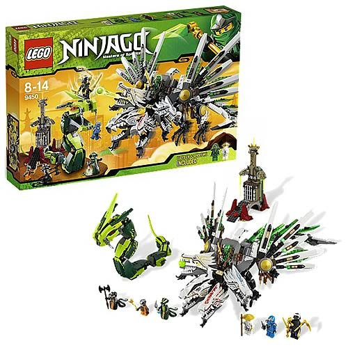 LEGO Ninjago 9450 Epic Dragon Battle Home Coupons