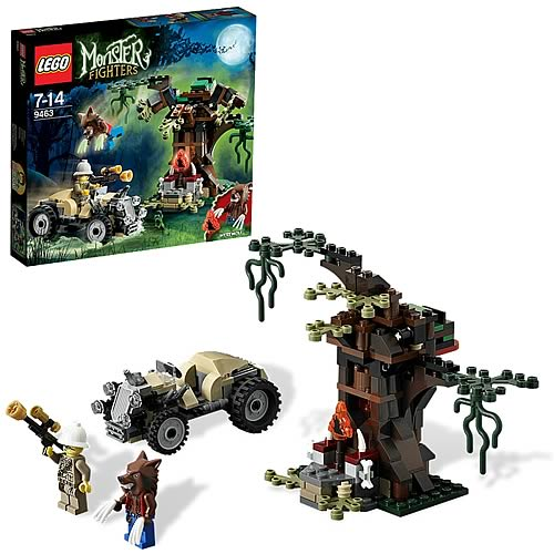 LEGO Monster Fighters 9463 Werewolf