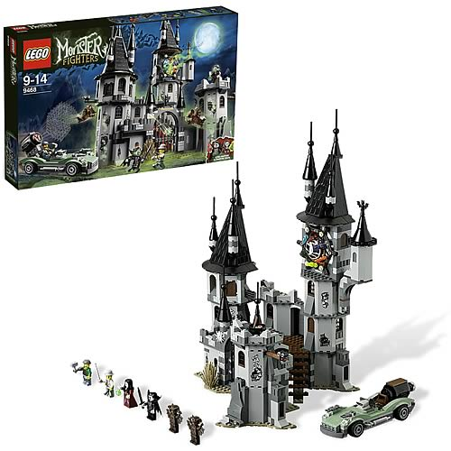LEGO Monster Fighters 9468 Vampire Castle