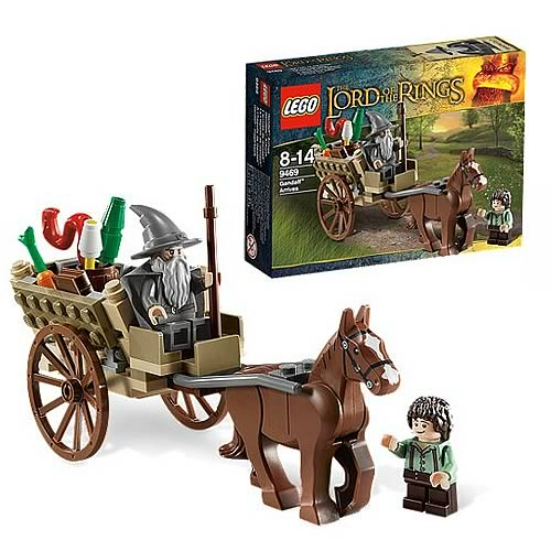 LEGO Lord of the Rings 9469 Gandalf Arrives