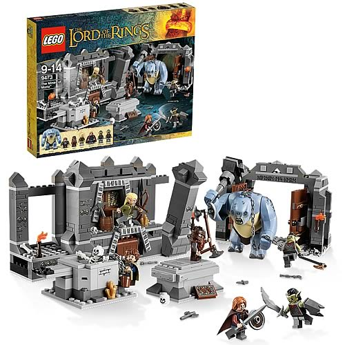 LEGO Lord of the Rings 9473 The Mines of Moria