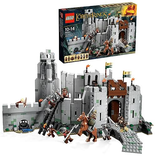 LEGO Lord of the Rings 9474 The Battle of Helm's Deep