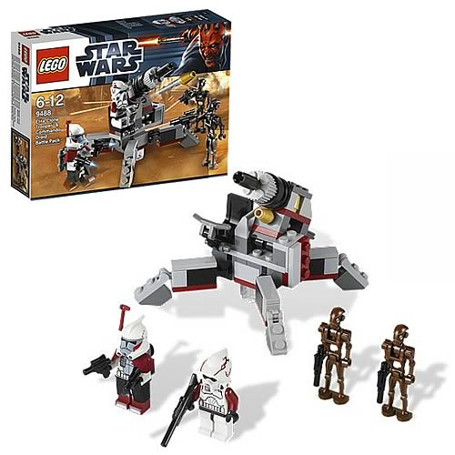 LEGO Star Wars 9488 Elite Clone Trooper & Commando Droid B