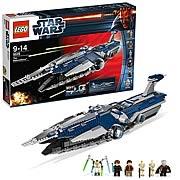 LEGO Star Wars 9515 Malevolence Separatist Battle Cruiser