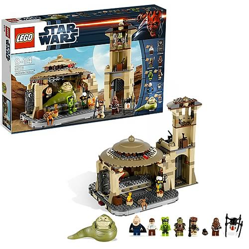 LEGO Star Wars 9516 Jabba's Palace Playset