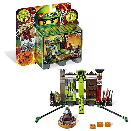 LEGO Ninjago 9558 Training Set