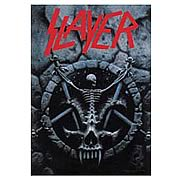 Slayer Divine Intervention Fabric Poster Wall Hanging