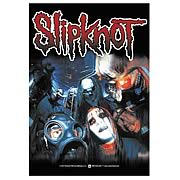Slipknot Group Mayhem Fabric Poster Wall Hanging