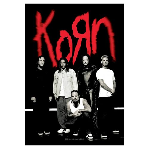 Korn Hanger Fabric Poster Wall Hanging