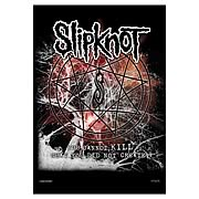 Slipknot Cannot Kill Fabric Poster Wall Hanging