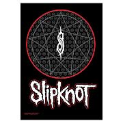 Slipknot Mouths Fabric Poster Wall Hanging