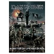 Iron Maiden A Matter of Life and Death #2 Fabric Poster