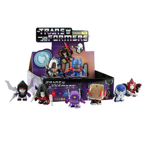 Transformers 3-Inch Random Figure Series 2 Mini-Figure Case